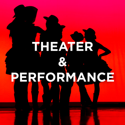 Theater & Performance Portfolio