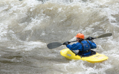 Ride The Whitewater