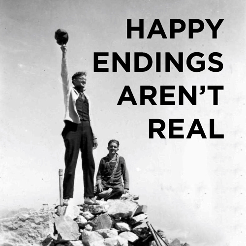Happy Endings Aren't Real Article